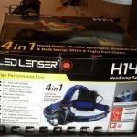LedLenser H14 Verpackung