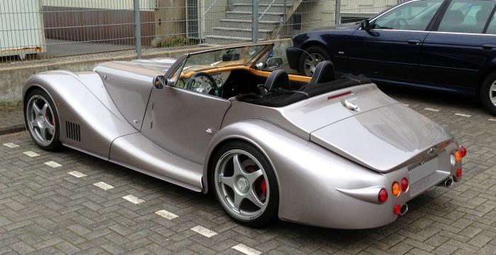 Welcher Roadster ist das?