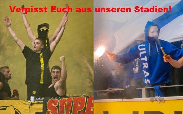 Rivalität ja, Gewalt nein!